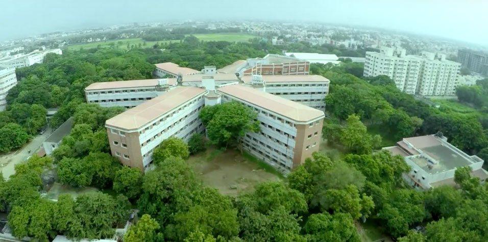 Sri Ramachandra Institute of Higher Education & Research, Chennai