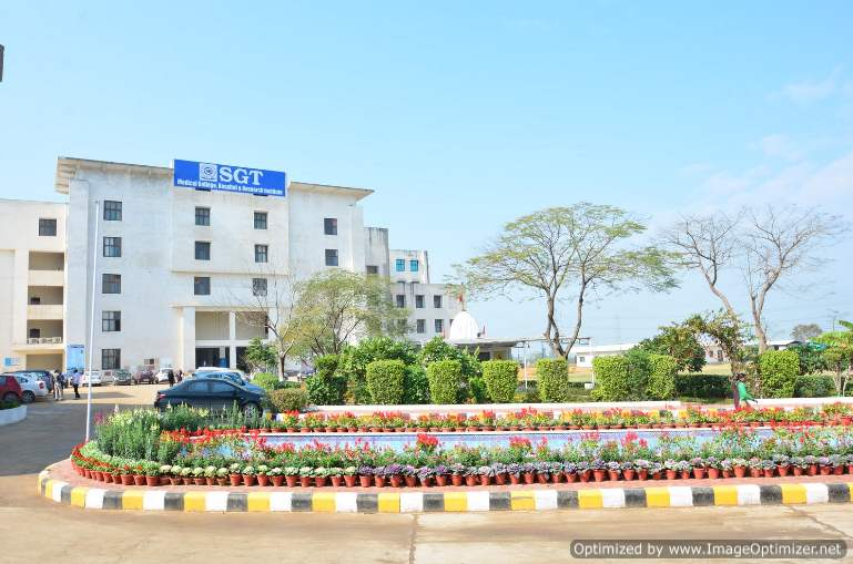 SGT Medical College Hospital and Research Institute, Gurgaon