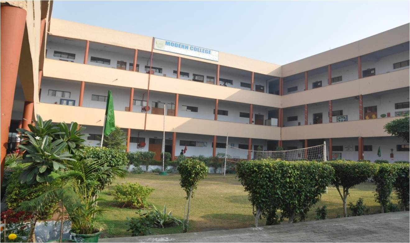 Study Law in India- Modern Law College