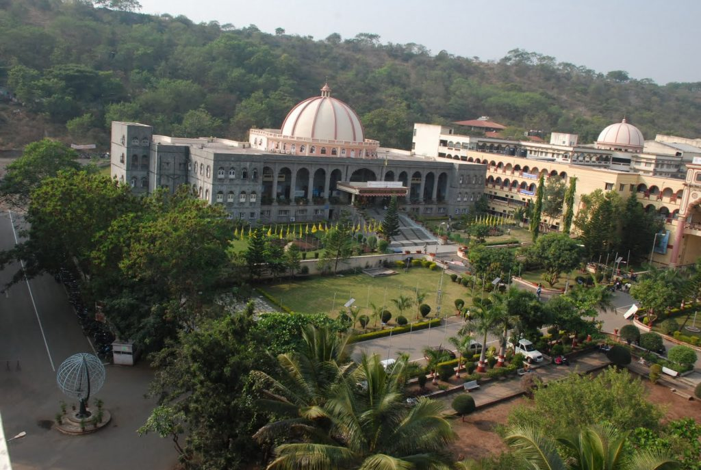 MIT World Peace University, Pune