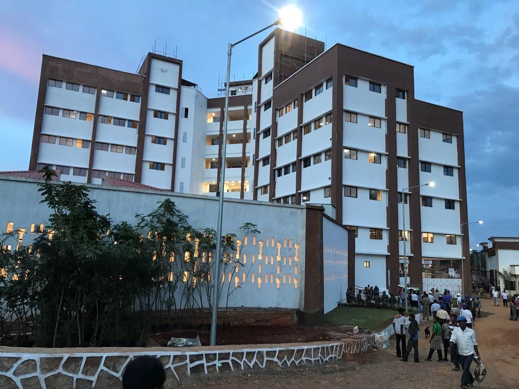 S L N Medical College & Hospital, Koraput