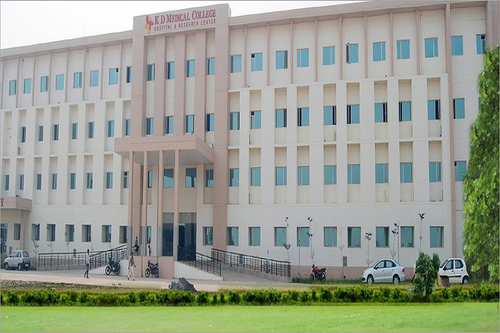 KD Medical College Hospital and Research Center, Mathura
