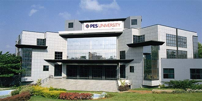 PES University- Top Management University