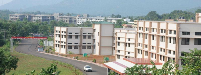 B.K.L. Walawalkar Rural Medical College, Kasarwadi