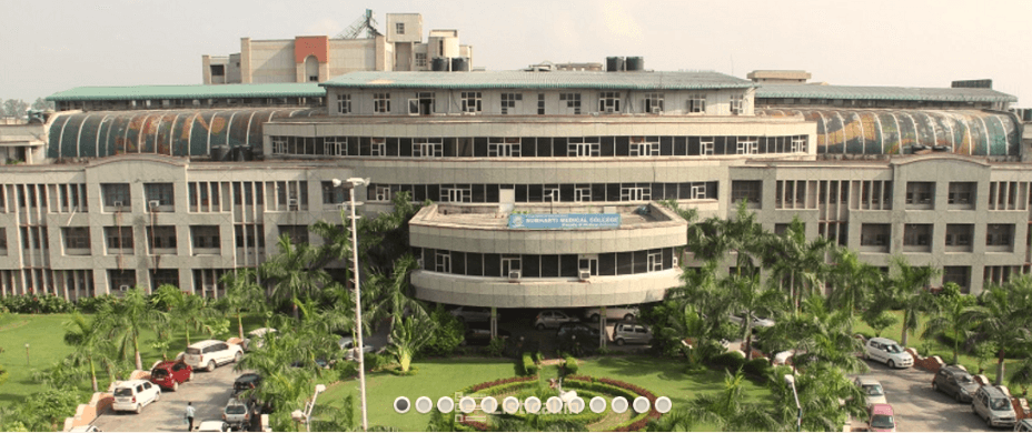 Subharti Medical College, Meerut