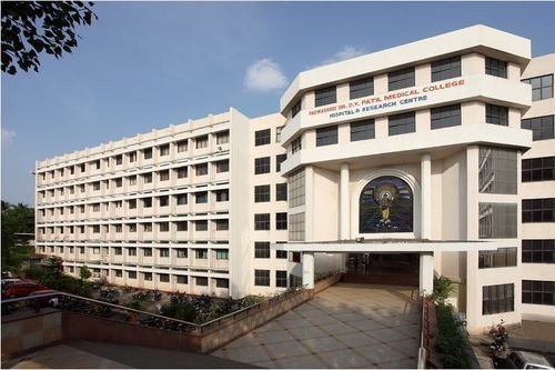 Top MBBS College in Pune | DY Patil Medical College