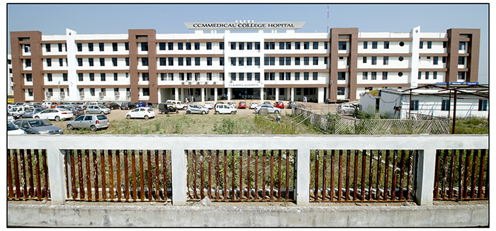 CCM Medical College, Durg