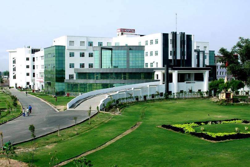 F H Medical College, Firozabad