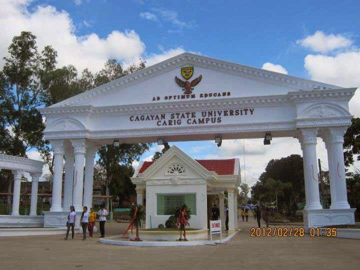 Cagayan State University, Philippines