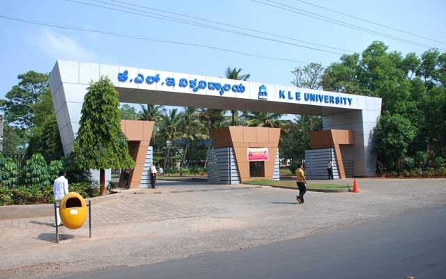 KLE Deemed University