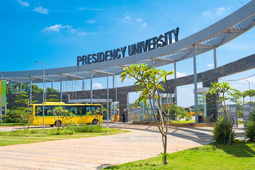 Presidency University, Bangalore
