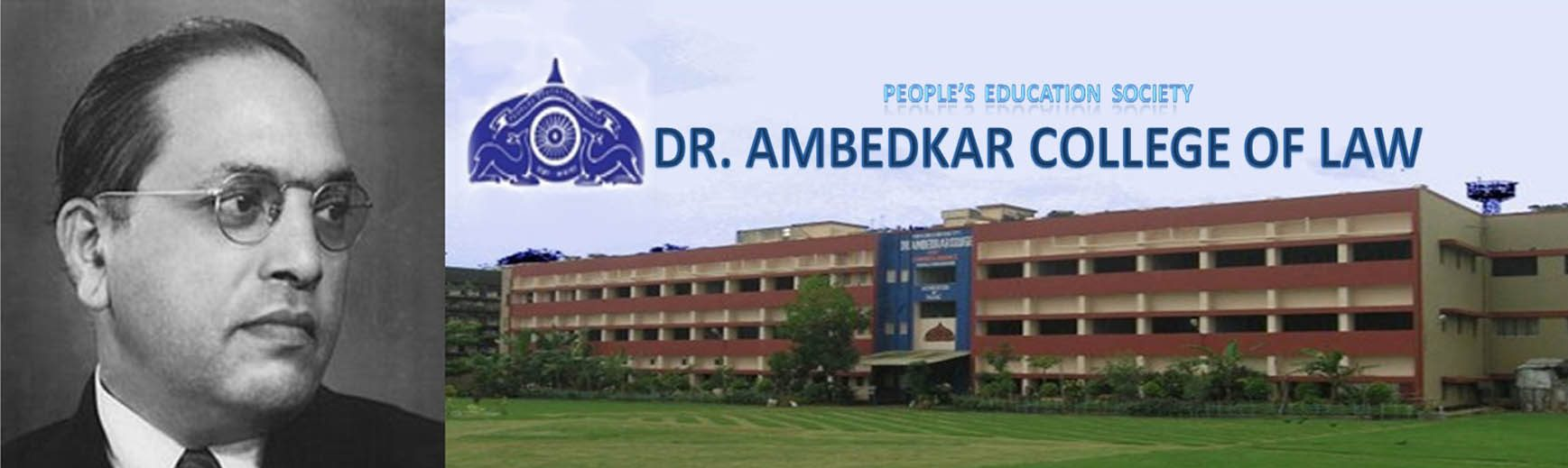 Dr. Ambedkar College of Law- Top LLB College in India