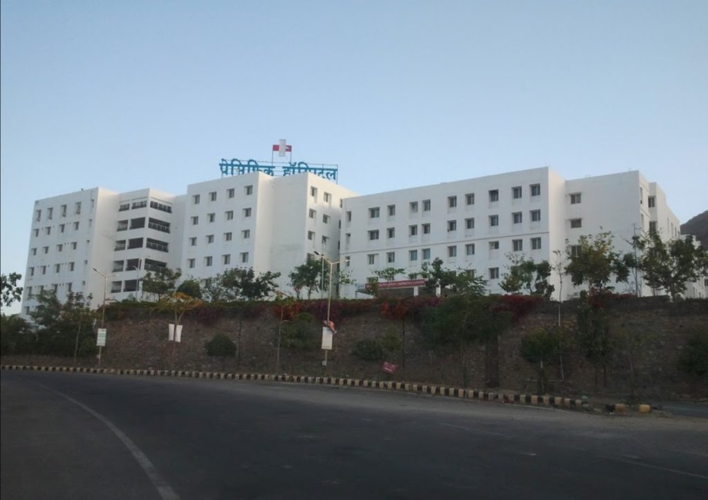 Pacific Medical College & Hospital, Bhilo Ka Bedla, Udaipur