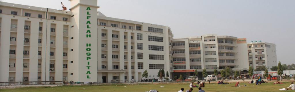 AL FALAH SCHOOL OF MEDICAL SCIENCE & RESEARCH CENTER