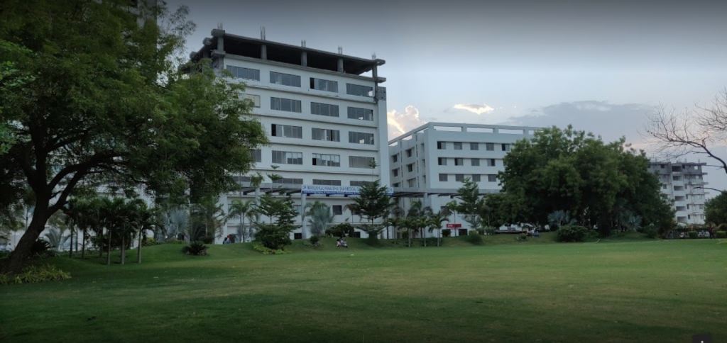 Dr. M. K. Shah Medical College & Research Center