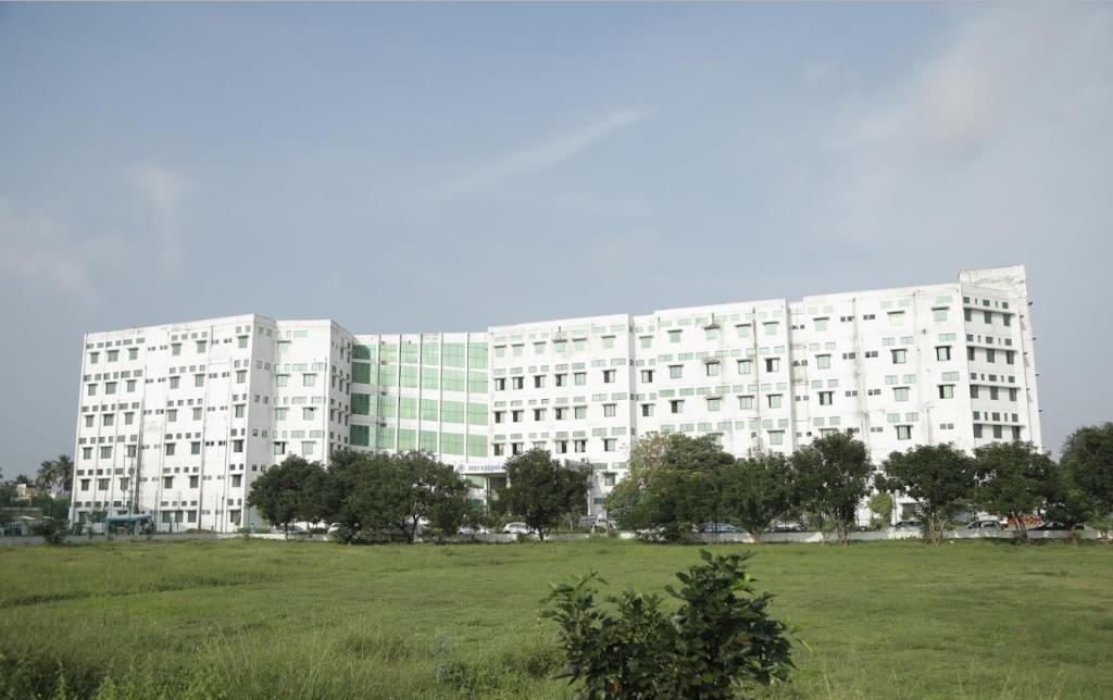 Madha Medical College and Hospital, Thandalam, Chennai